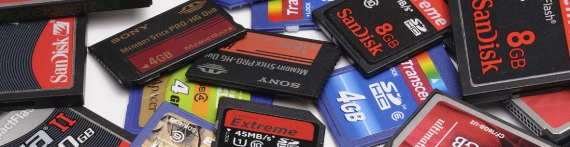 Goedkope SD kaart